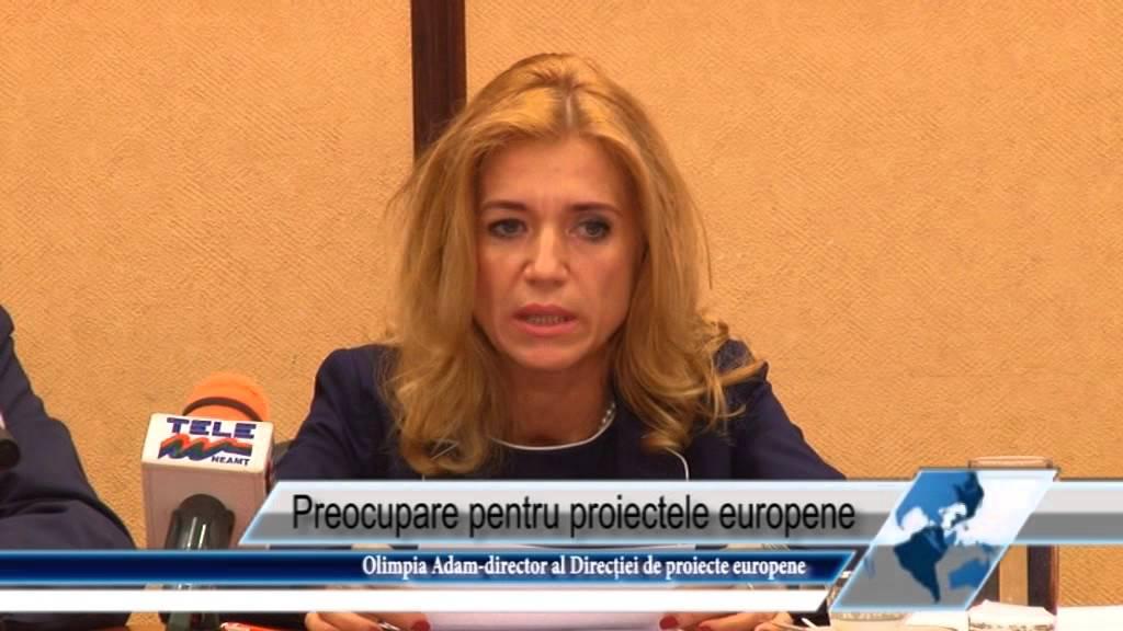 Preocupare pentru proiectele europene