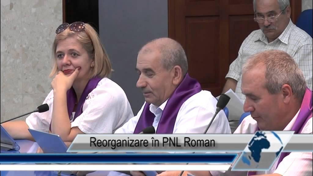 Reorganizare în PNL Roman