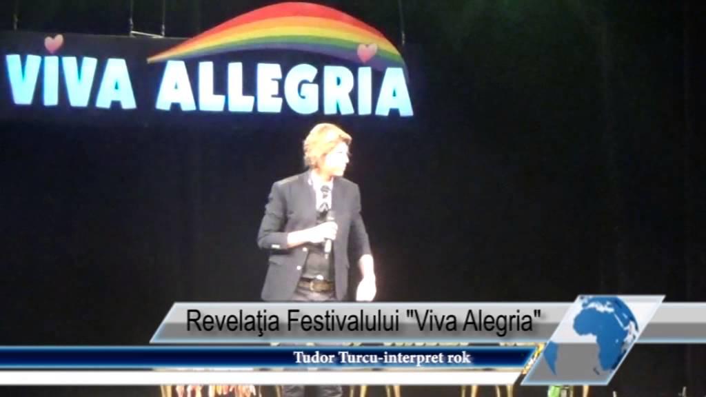Revelaţia Festivalului Viva Alegria