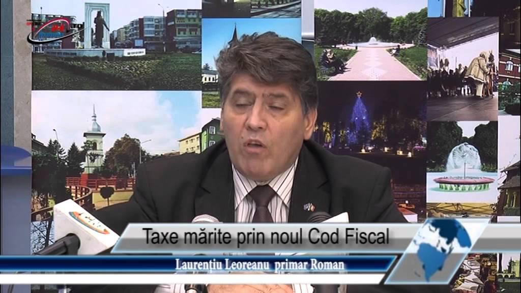 Taxe mărite prin noul Cod Fiscal