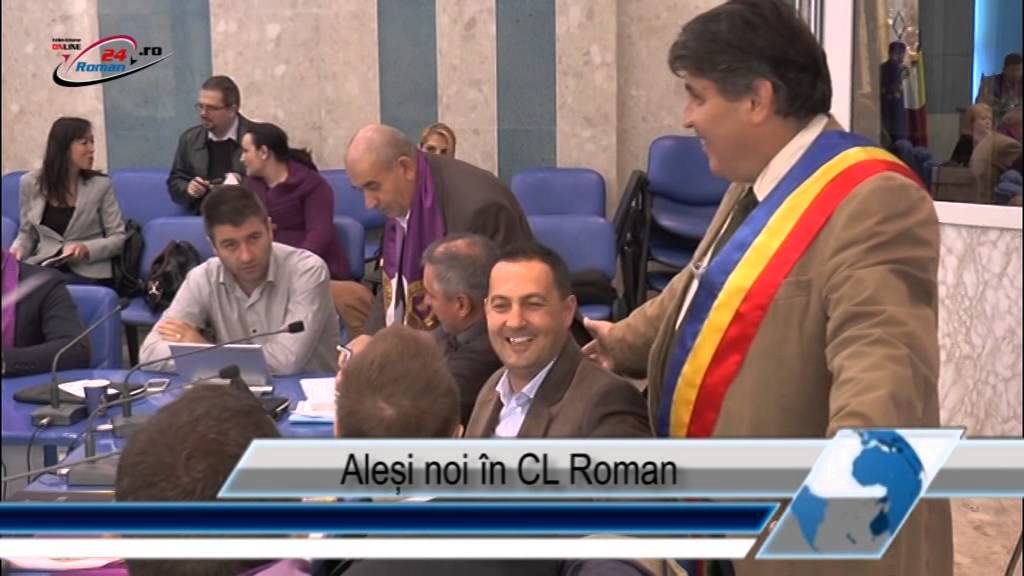 Aleși noi în CL Roman