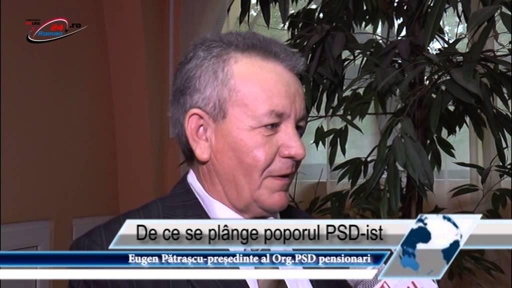 De ce se plânge poporul PSD‐ist