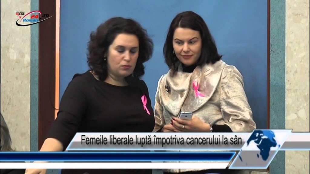 Femeile liberale luptă împotriva cancerului la sân