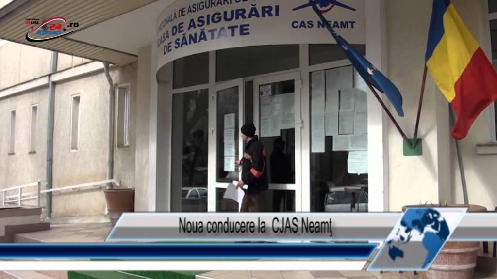 Noua conducere la  CJAS Neamţ