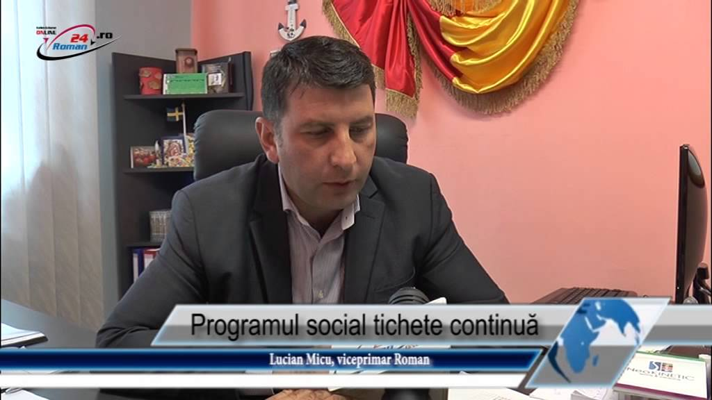 Programul social tichete continuă