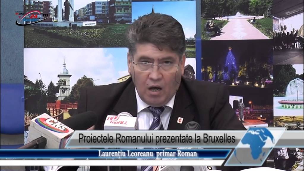 Proiectele Romanului prezentate la Bruxelles