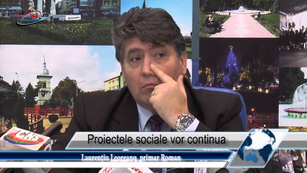 Proiectele sociale vor continua