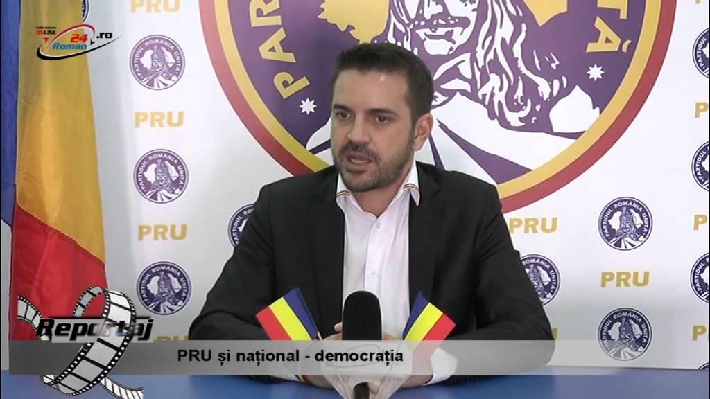 PRU si national democratia