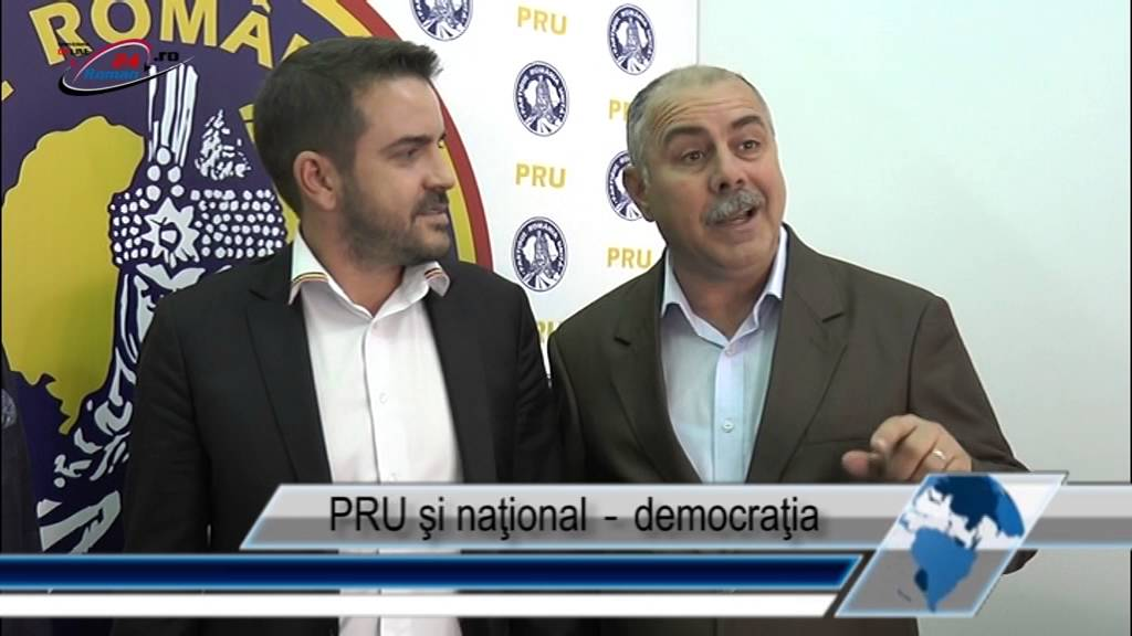 PRU şi naţional‐democraţia