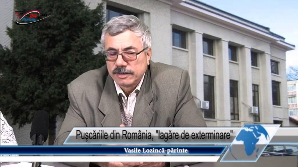 Puşcăriile din România, lagăre de exterminare