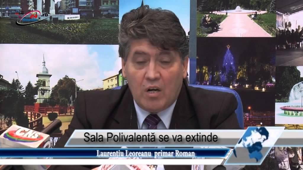 Sala Polivalenta se va extinde