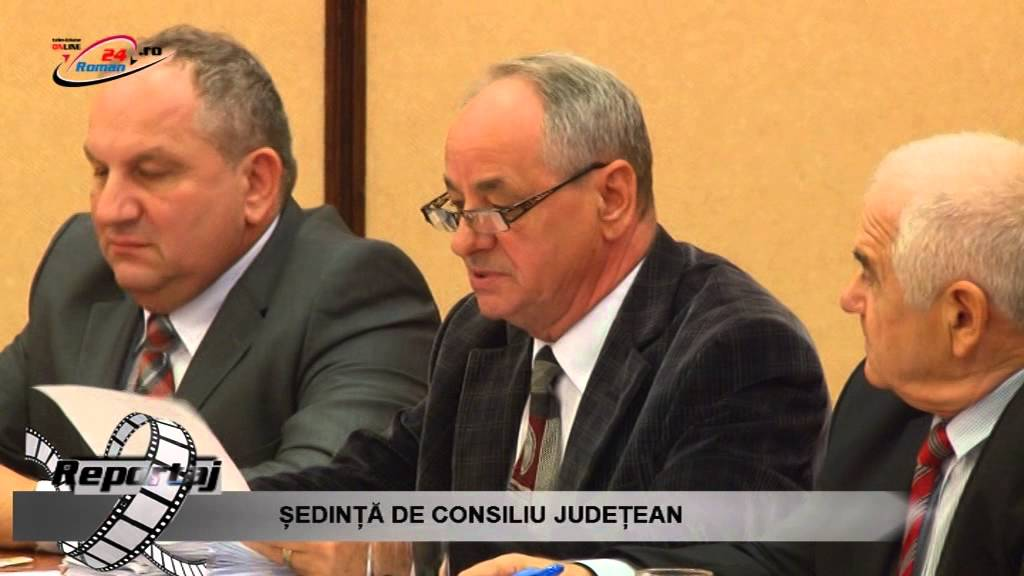Sedinta Consiliu Judetean 01.10.2015