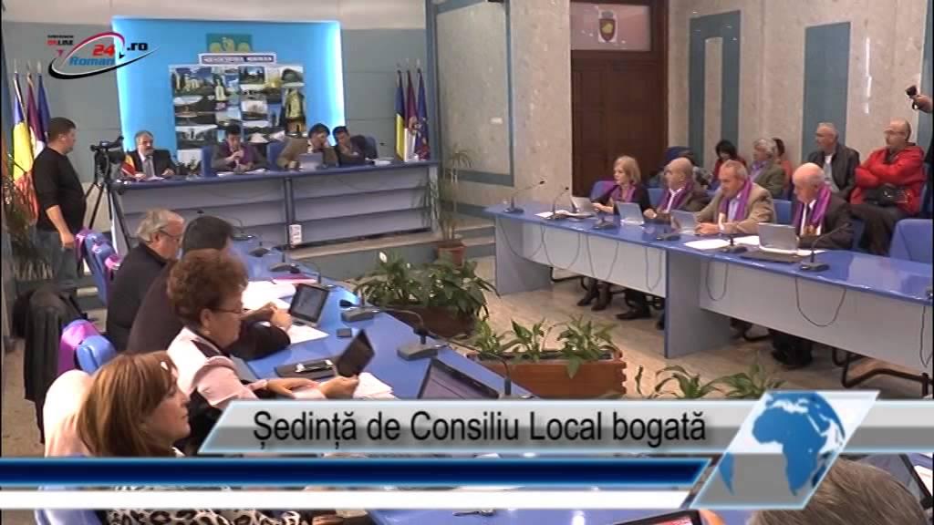 Ședință de Consiliu Local bogată