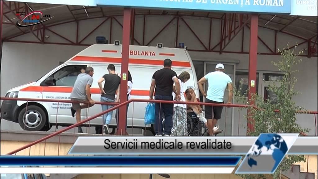 Servicii medicale revalidate