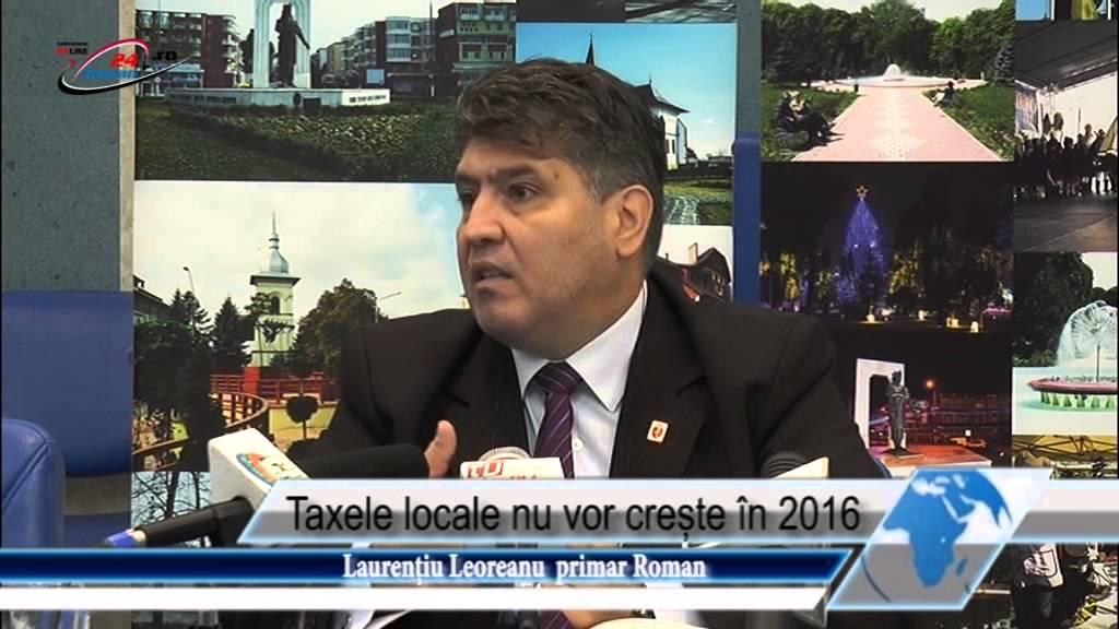 Taxele locale nu vor crește în 2016