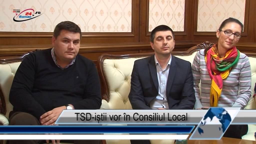 TSD-iștii vor în Consiliul Local