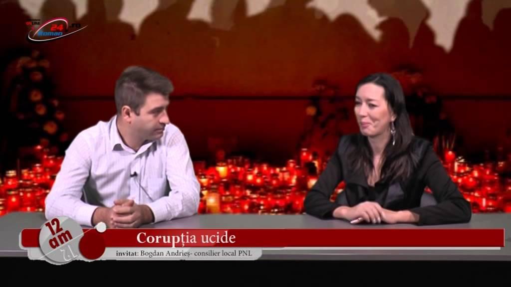 12 AM – Coruptia ucide!