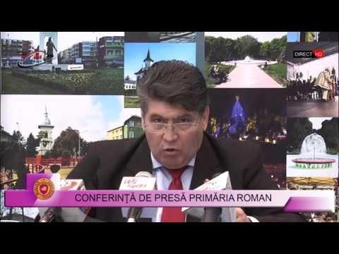 Conferinta de presa Primaria Roman 16.11.2015