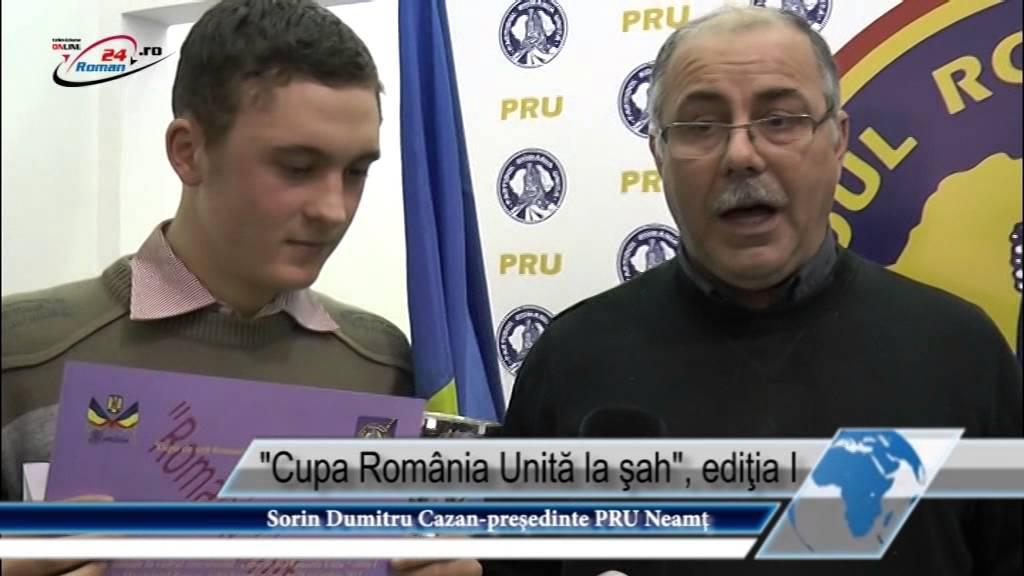 Cupa România Unită la şah, ediţia I