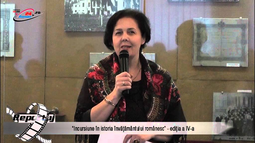 Incursiune în istoria învăţământului românesc‐ediţia a IV‐a
