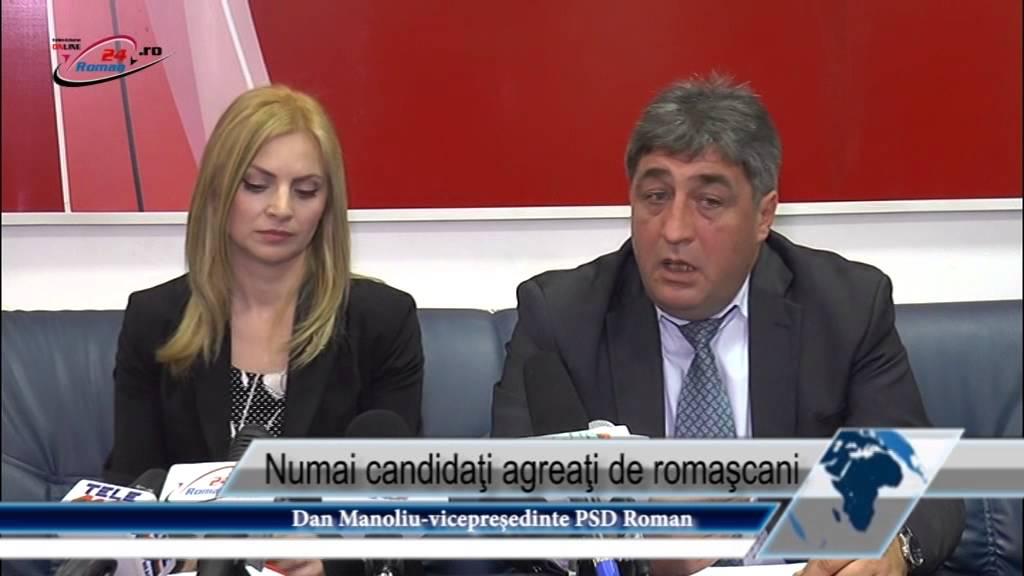 Numai candidaţi agreaţi de romaşcani