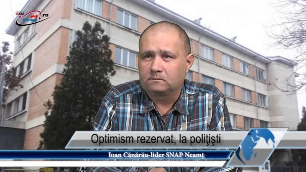 Optimism rezervat, la poliţişti