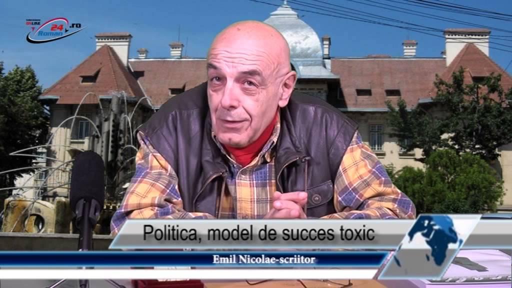 Politica, model de succes toxic