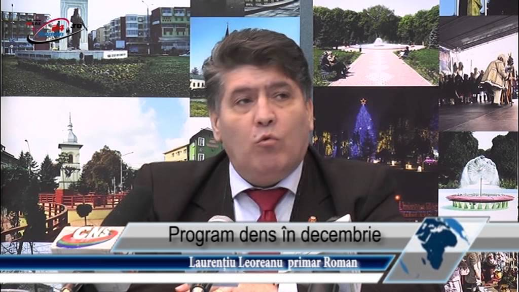 Program dens în decembrie