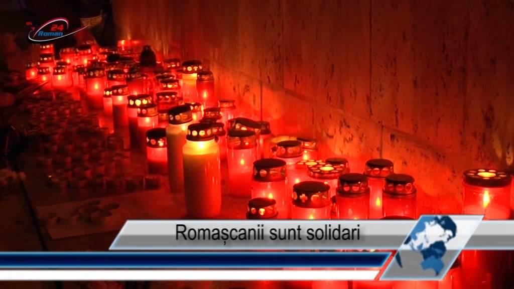 Romașcanii sunt solidari