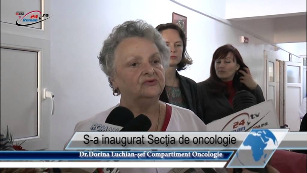 S‐a inaugurat Secţia de oncologie
