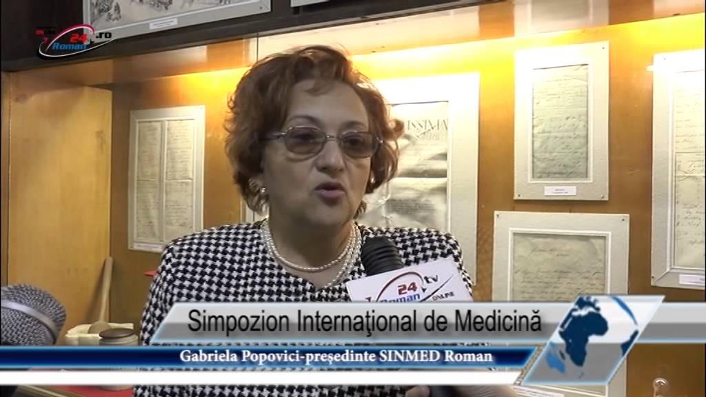 Simpozion Internaţional de Medicină