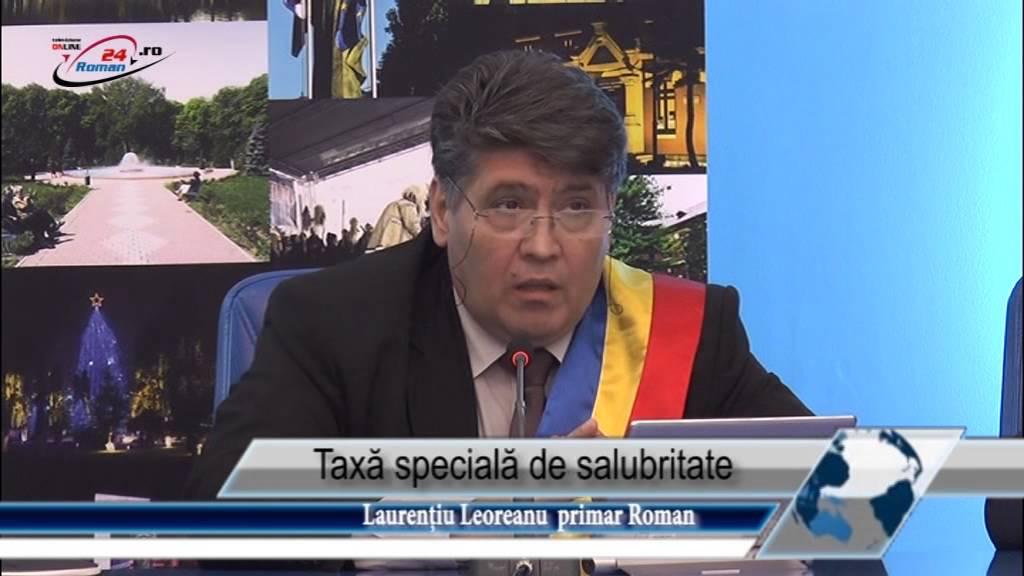 Taxă specială de salubritate