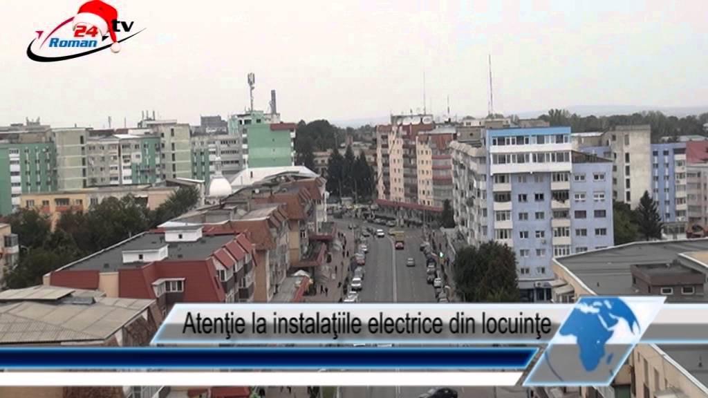 Atenţie la instalaţiile electrice din locuinţe