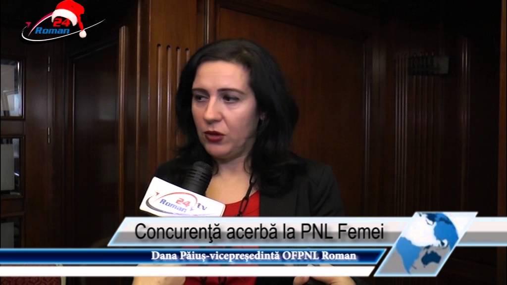Concurenţă acerbă la PNL Femei