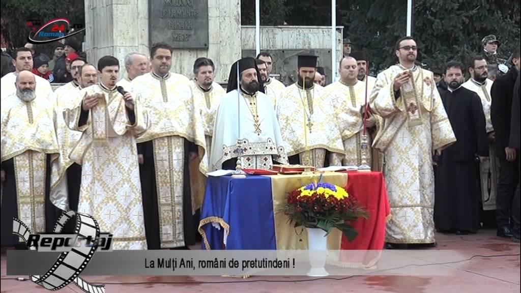 La mulți ani români de pretutindeni!