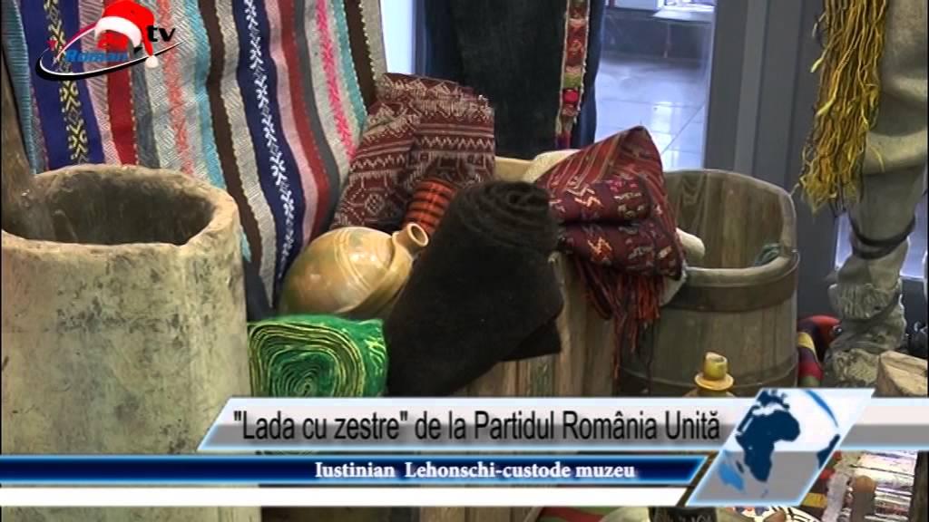 Lada cu zestre  de la Partidul România Unită