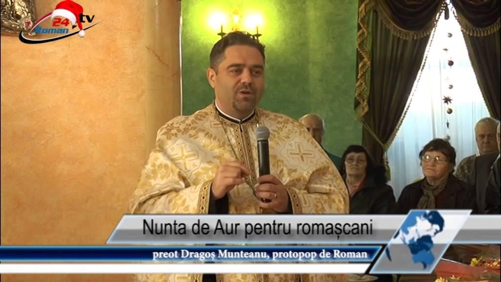 Nunta de Aur pentru romașcani