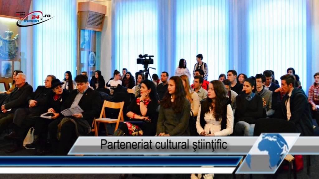 Parteneriat cultural ştiinţific