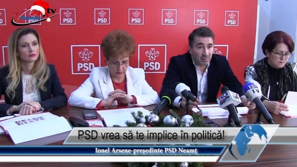 PSD vrea să te implice în politică