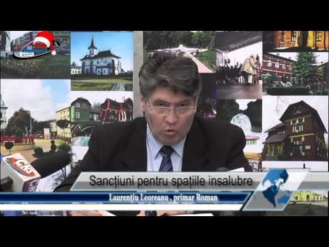 Sancțiuni pentru spațiile insalubre