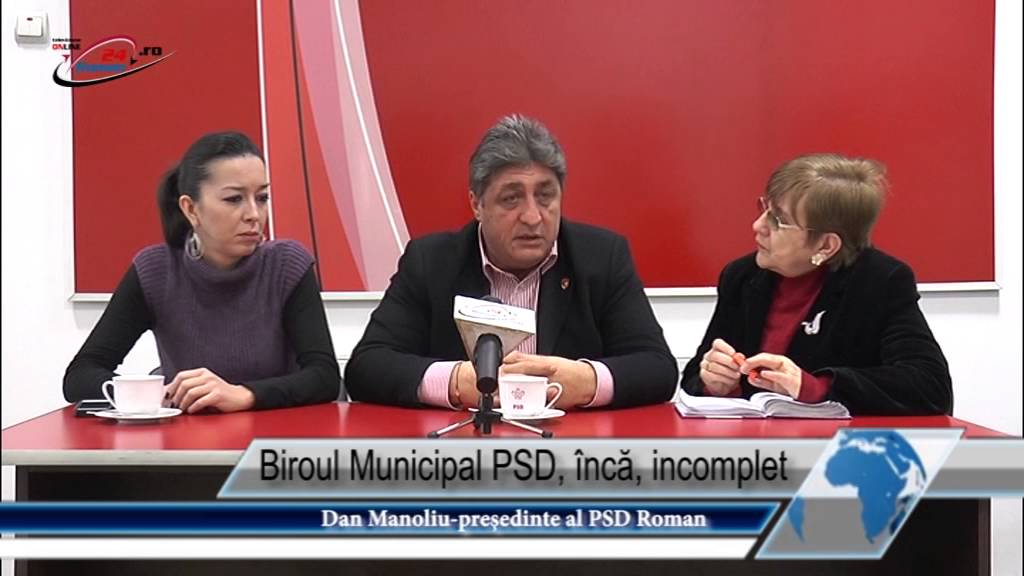 Biroul Municipal PSD, încă, incomplet