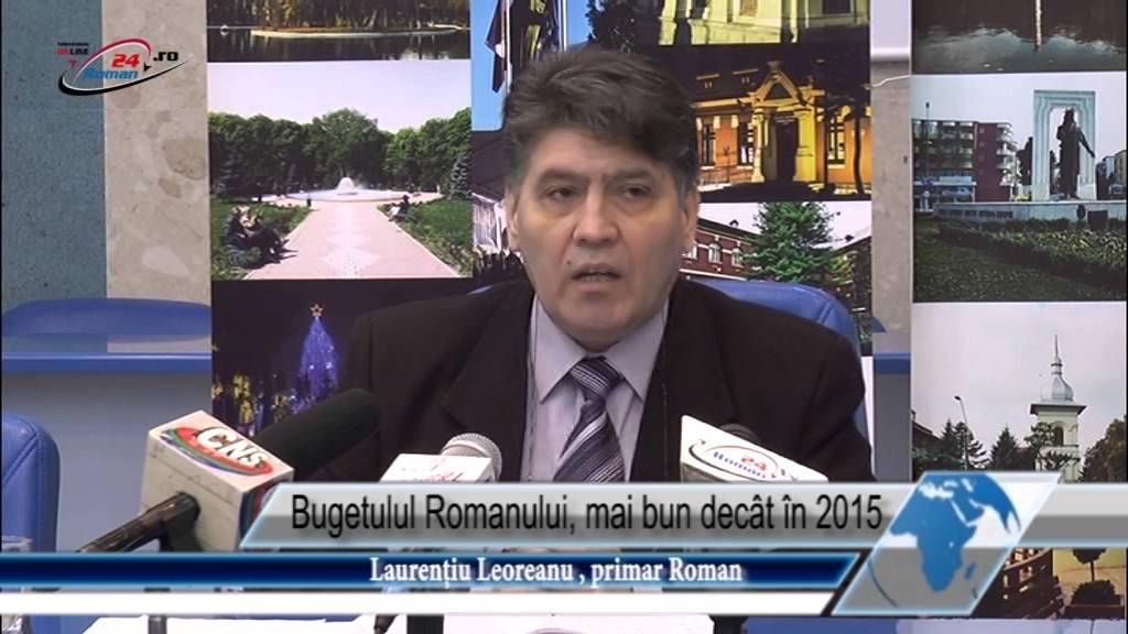 Bugetulul Romanului, mai bun decât în 2015