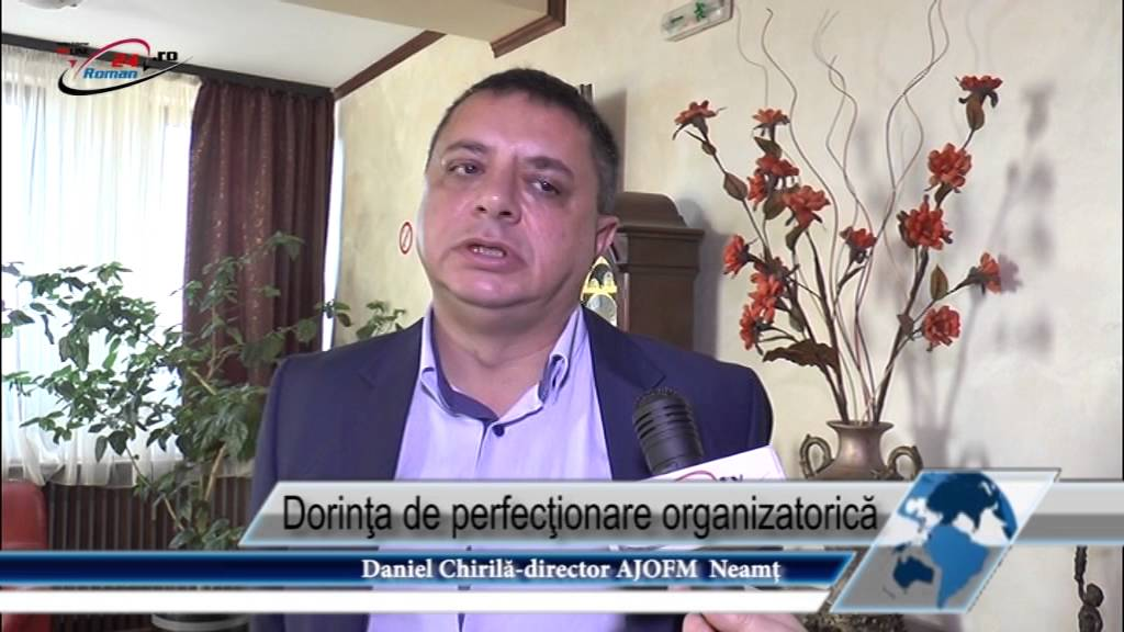 Dorinţa de perfecţionare organizatorică