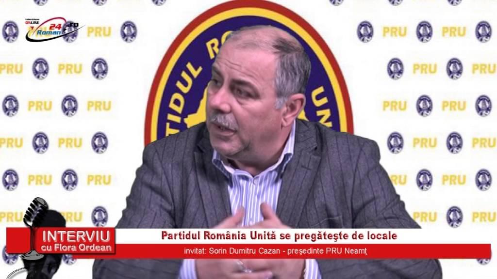 Interviu cu Flora Ordean – Partidul Romania Unita se pregateste de locale