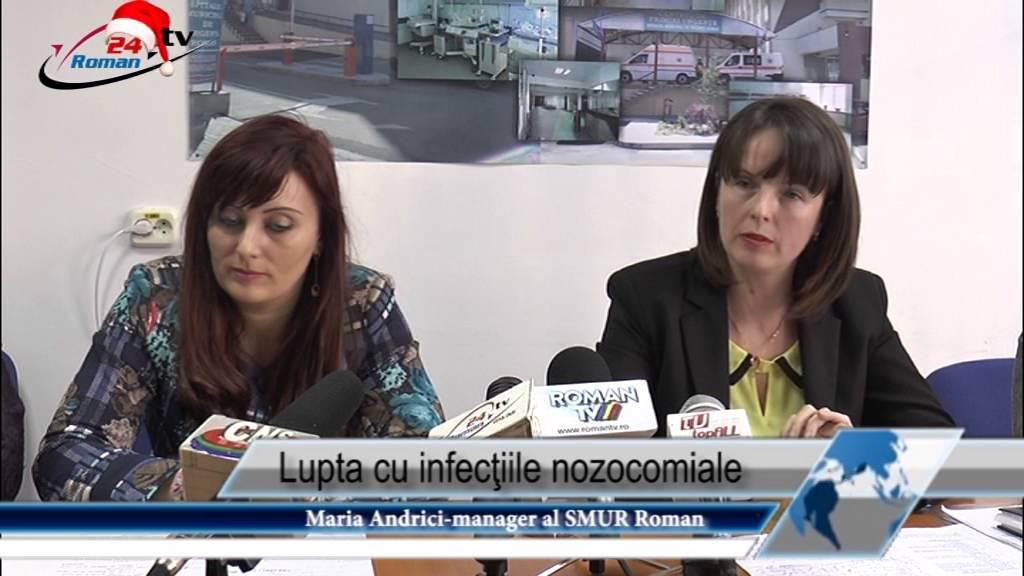 Lupta cu infecţiile nozocomiale