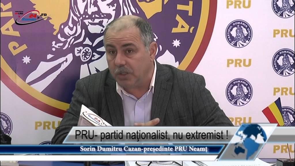 PRU‐ partid naţionalist, nu extremist