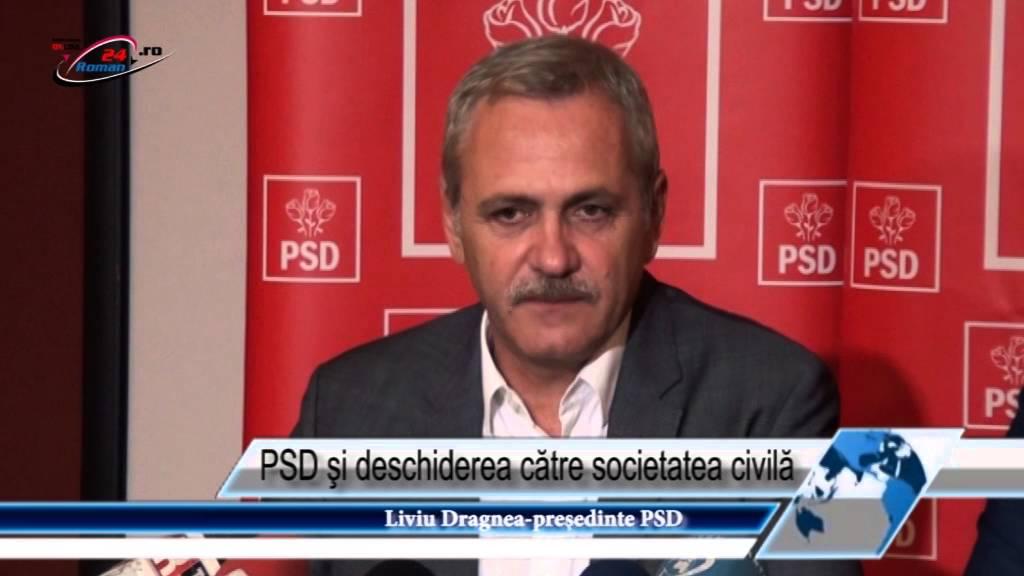 PSD şi deschiderea către societatea civilă