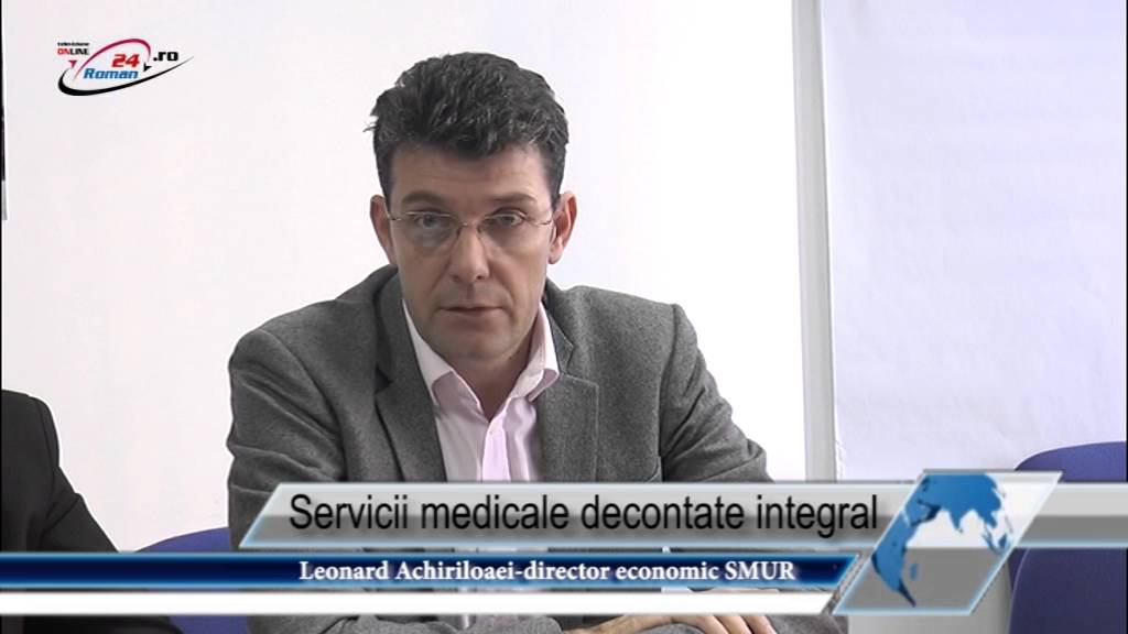 Servicii medicale decontate integral