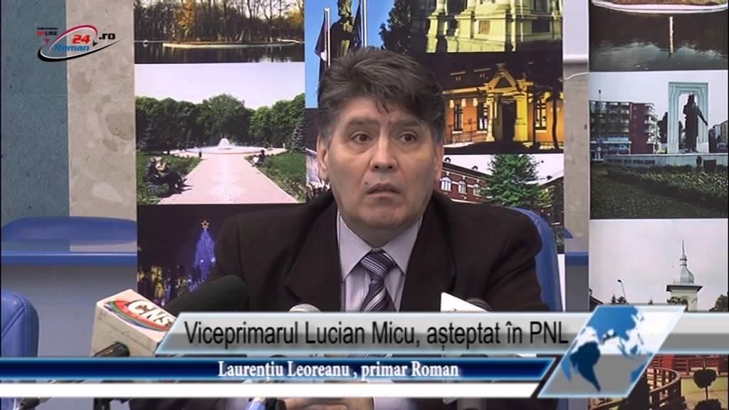 Viceprimarul Lucian Micu, așteptat în PNL