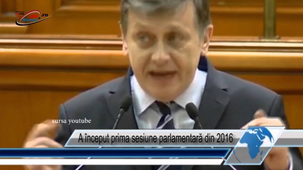 A început prima sesiune parlamentară din 2016